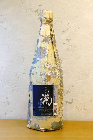 <佐賀のお酒>「瀧 純米吟醸 生」鳴滝酒造