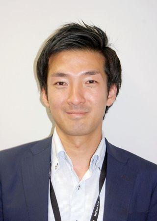 ティータイム レアジョブ九州支社長の金澤雅賢さん