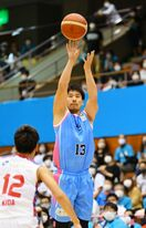 <ホームの応援、力に 目指せB1>SG#13小松秀平 高…