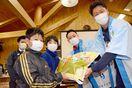 佐賀のニュース プロスポーツ選手子ども食堂を支援