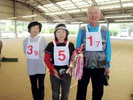 第50回トリプルス(リレーション3)GB大会で優勝した町田4チーム