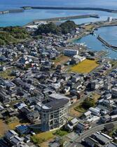 小笠原諸島―九州に大津波を予測