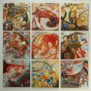 絵画と写真はざま追究 今林明子さん、福岡で個展