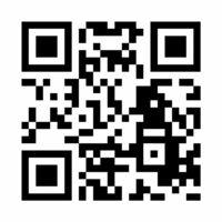 クラウドファンディングのサイトのQRコード
