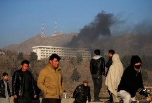ホテル襲撃18人が死亡