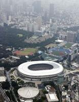 東京五輪・パラリンピックのメイン会場となる国立競技場