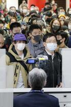 中国、肺炎封じ込めへ全土厳戒