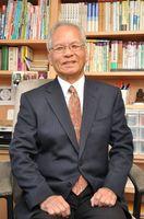 佐賀大名誉教授の田崎敏昭さん
