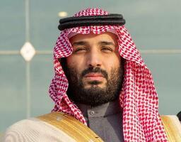 サウジアラビアのムハンマド皇太子(ロイター=共同)