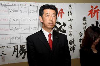 【県議選・鳥栖】副議長の指山さん落選