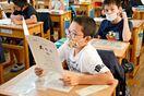【動画】学期途中で通知表「変な感じ」 有田の4小学校コロ…
