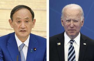 日米首脳、同盟強化を確認