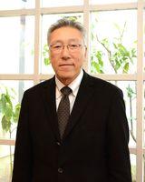 「ハイレベルな争いを期待したい」と語る競技委員長の鵜木伸久さん=久留米市