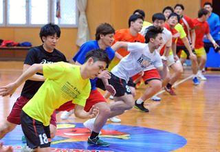 トヨタ紡織九州、10日豊田合成戦
