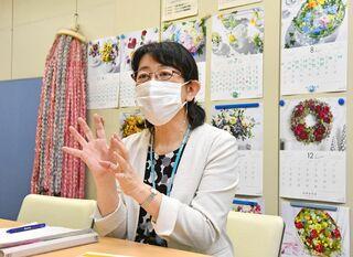 <ニュースこの人>新型コロナの感染防止対策に当たっている県健康福祉部長 甲斐直美さん(57)