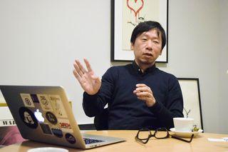 NHK連続テレビ小説「わろてんか」 オープニング映像に佐賀のクリエーター