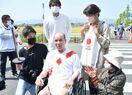 〈聖火リレー〉感激の記憶紡いで 57年前の走者、県内3人