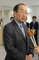 タカタ「県内の雇用、生産継続」 幹部が知事に報告