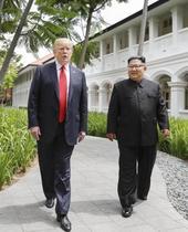 米朝再会談で終戦宣言も