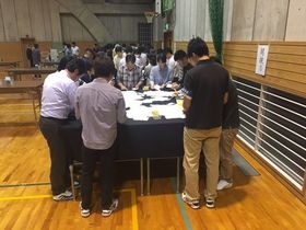 鹿島市長選、投票率は61.61%