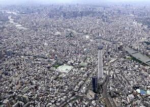 東京都、7カ月連続で人口流出