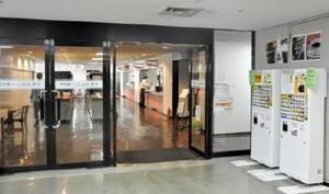 31日で閉店し、改装工事に入る佐賀県庁の地下食堂