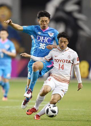 【速報】サガン、名古屋に逆転勝ち