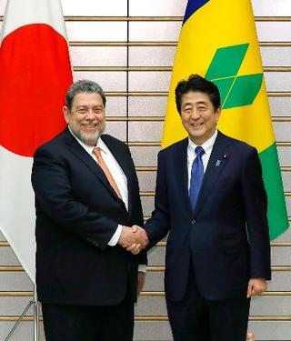 首相、国連安保理改革で連携確認