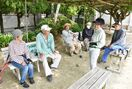 高齢者も徐々に日常へ 慎重に外で活動再開