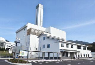 広域ごみ処理施設「クリーンヒル天山」4月1日稼働 多久、小城市が共用