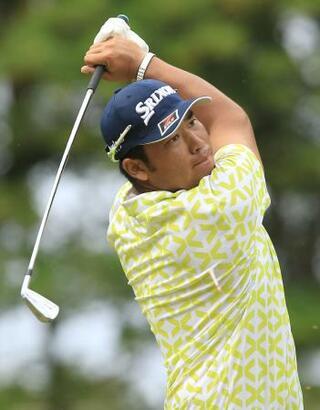 米男子ゴルフ、松山英樹は19位