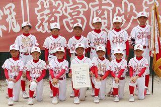 みんなのスポーツジュニア 第49回佐賀県少年野球選手権大会NTT西日本杯争奪大会 地区予選成績 佐賀地区