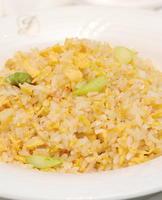 蟹炒飯(カニチャーハン)