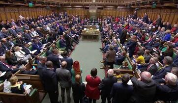 英、EU離脱へ「最大関門」
