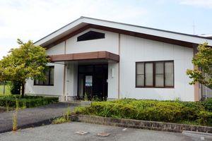 「佐賀県産業スマート化センター」が入る予定の佐賀県工業技術センターの建物=佐賀市