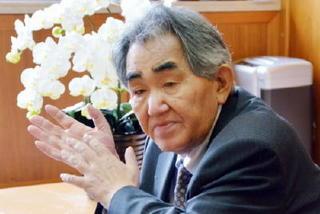 ニュースこの人 玄海町長 岸本英雄さん(62)