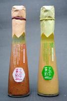 色鮮やかな「ビーツ」(左)と独特の風味のある「セロリアック」(右)