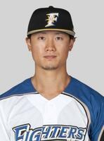 日本ハムの西川遥輝外野手