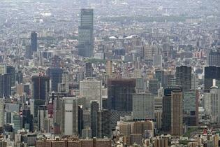 大阪で最多1242人感染