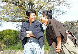 3月29日に上演された第1期生の発表公演=佐賀市の佐賀城本丸歴史館