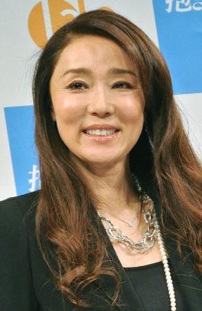 女優の浅野ゆう子さん結婚