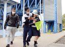 強盗想定的確な対応を 嬉野、高速料金所で防犯訓練 嬉 野