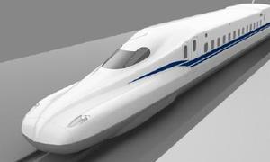 東海道新幹線の新型車両「N700S」のイメージ(JR東海提供)