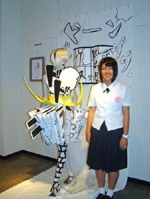牛津編 服飾デザイン科 自作ドレスでランウェイ!