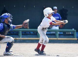 〈NTT西杯少年野球・第3日〉大川少年4―0大草野少年