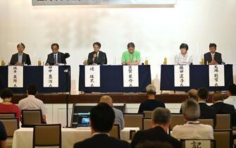 佐賀市長選2021立候補予定者 …