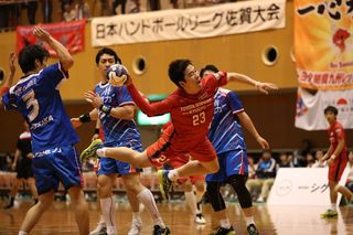 トヨタ紡織九州、今季初勝利 日本ハンドボールリ…