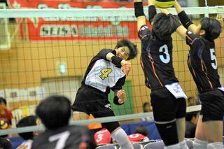鳥栖商、決勝Tへ 会期前競技始まる 南部九州総体・バレーボール女子
