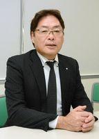 佐賀グリコ乳業の日野正弘社長