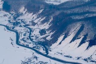 北海道の地震、4人けが